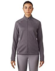 adidas Essentials 3-Stripes Chaqueta De Golf, Mujer, Gris, L