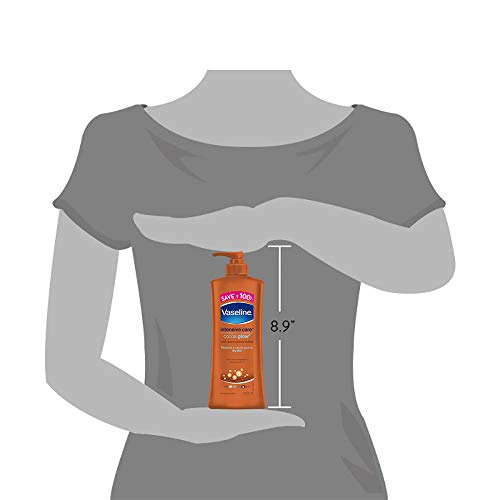 Vaseline Intensive Care Cocoa Glow Body Lotion 6