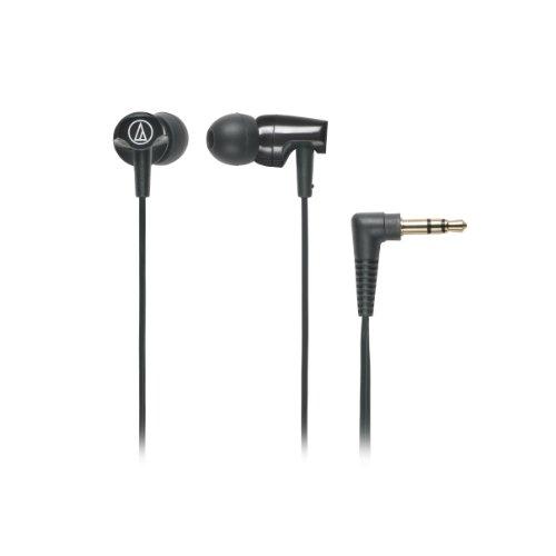 Audio Technica Ath-Clr100bk Black In-The-Ear Hp's