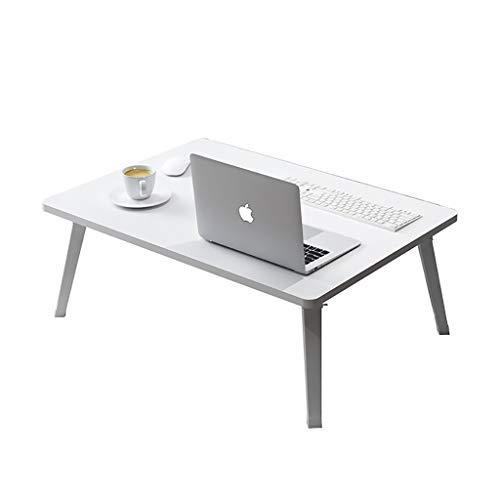 ptisch - Bett Plus Size Laptop Schreibtisch kann auf die Tastatur gelegt Werden Folding Multifunktionsschlafraum Faul mit Kleinen Schreibtisch (70x50x30cm) @ ()