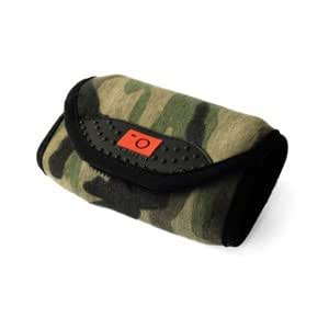 Always On Wrap-up Compact Camera Case - Camouflage
