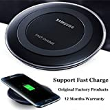 100% ORIGINAL WIRELESS Schnelles Aufladen ep-pn920Wireless Charging Pad Ladegerät für Samsung Galaxy Note5S6Edge