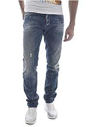 Dsquared2 Slim Jean S74LA0918 S30309 470 jeans Dsquared D2 Homme 038fcfc01e92