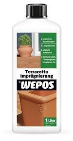 Wepos Terracotta Imprägnierung Terracottaimprägnierung 1000ml