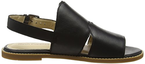 Hush Puppies Damen Adiron Chrissie Sandalen Schwarz (Black)