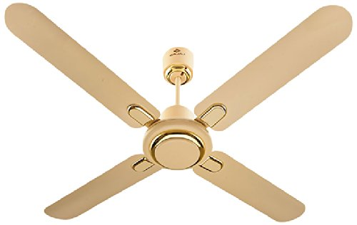 Bajaj Regal Gold 4 Blade 1200 mm Ceiling Fan (Ivory)