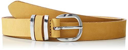 Esprit Accessoires 029ea1s008 Cinturón, Amarillo (Yellow 750), 100 (Talla del fabricante: 85) para Mujer