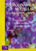 Termodinamica Molecular - 3 Edicion por John M. Prausnitz