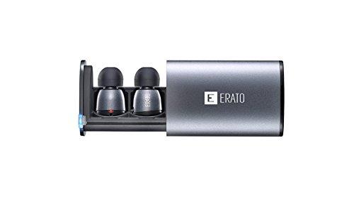 Erato APOLLO 7S–Cuffie Wireless Bluetooth con 3d Surround Sound per Apple Iphone, Mac, Android e Smart TV–Space Gray