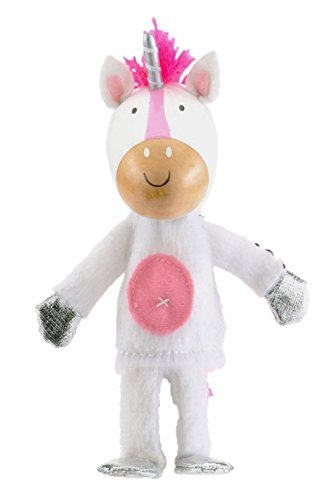 Fiesta Crafts- Marioneta de Dedo Unicornio
