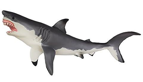 Safari - 211202 - Figurine - Grand Requin Blanc