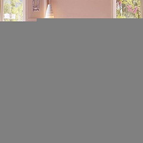 Collection Bedding Set, égyptienne longue feuille hypoallergéniques de coton d'agrafes,Couette 4 morceau consolateur Définir & Taie d'Oreiller Set, Reine, E