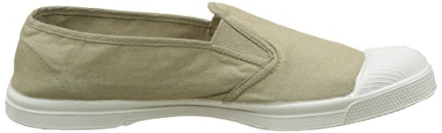 Bensimon Tennis Tommy Pat, Baskets Basses Homme Beige (Beige Coquille)