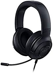 Razer Kraken X: 7.1 Surround Sound Gaming Headset with Cross-Platform Compatibility, Ultra-Light Ergonomic Bui