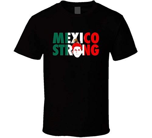 Laohujia Hector Herrera Team Mexico Strong Copa America Cup Soccer Futball  T Shirt ee2756e27