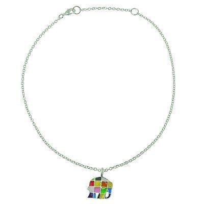 Elmer der Elefant - Elmer / Halskette