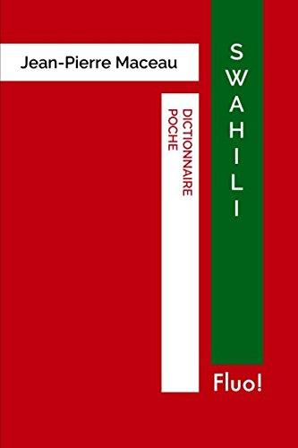 Dictionnaire Poche Swahili