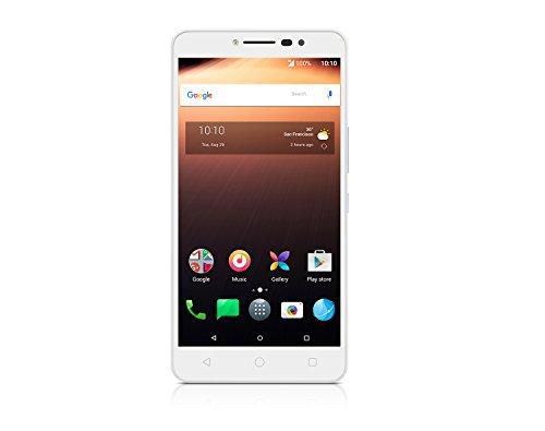 Alcatel A3 XL - Smartphone Pantalla de 6'' (4G, cámara de 13MP y frontal de 8MP, 2GB RAM, 16GB ROM, Android), Azul