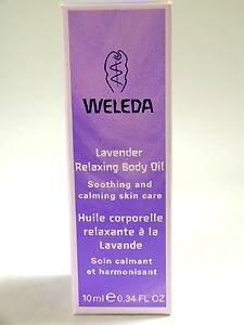 WELEDA Lavendel Entspannungsoel, 10 ml