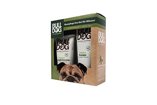 Bulldog Geschenkset Hautpflege Herren mit Feuchtigkeitscreme, Waschgel, 1er Pack (1 x 1 Stück)