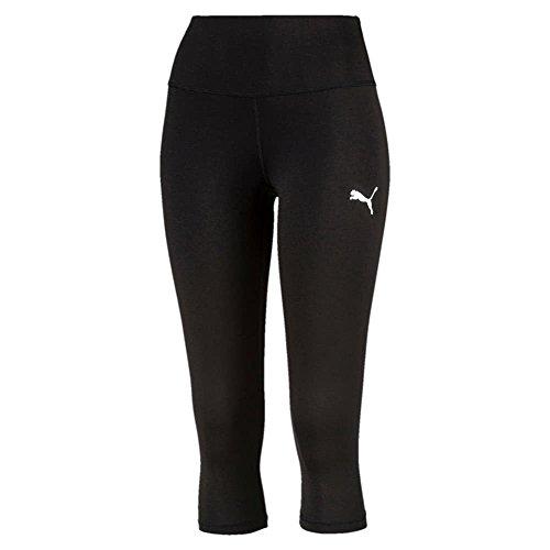 PUMA Damen Active 3/4 Leggings Hose Black, XXL