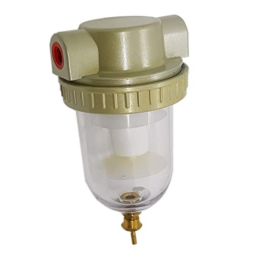 214210 filtro separatore trappola acqua compressore aria in linea uso industriale 214210