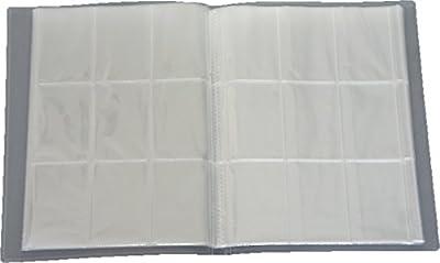 Topps - Trading Card Albumes - 24 pagine - pour maximum 432 cartas - PL, CL, Lego, Pokemon ... de Topps