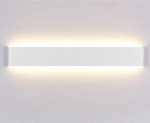 Wandlampe Hängen Eisen Led Auf Und Ab Strahl Spiegel Scheinwerfer Bett, A-Weißes Licht, 91 * 8,5 Cm