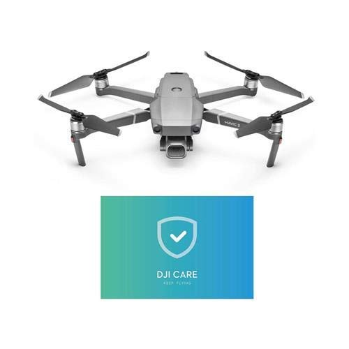 DJI Mavic 2 Pro Drohne Quadrocopter mit Hasselblad Kamera HDR Video Variable Blendenöffnung 20MP 1' CMOS Sensor (EU Version)