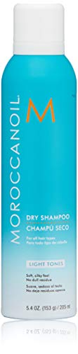 Moroccanoil - Trockenshampoo für helle Haartypen,  205ml