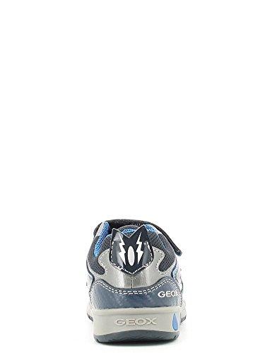 Calzature sportive per ragazza, colore Blu , marca GEOX, modello Calzature Sportive Per Ragazza GEOX B TEPPEI BOY D Blu Blu