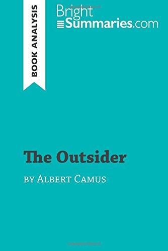 Book Analysis: The Stranger by Albert Camus: Summary, Analysis and Reading Guide por Bright Summaries