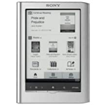SONY PRS-350 eReader Pocket Touch Edition 2GB - Silver