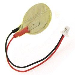 CMOS Batterie CR2032 mit Stecker, Backup Lithium Batterie
