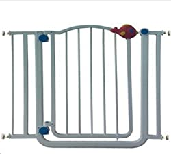 Child Safety Gates -Prevents Babies's access to areas of potential danger