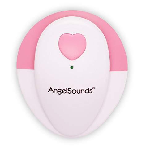 FindaGift Cardiofrequenzimetro Fetale Baby Heart Portable Monitor Amplificatore del suono Retroilluminato - Attrezzature per Aiutare i Genitori a Comunicare con il Feto