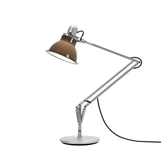 Anglepoise Type 1228 Desk Lamp, Granite Grey