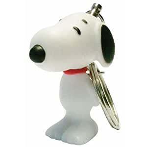 PORTE CLE SNOOPY