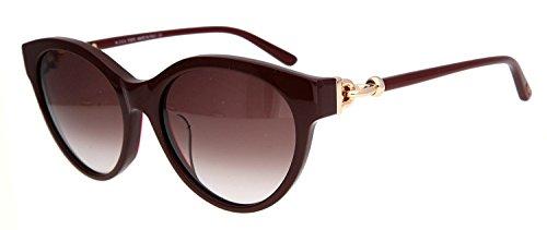 Tod's -  occhiali da sole  - donna farbe: gläser rot, gestell bordeaux