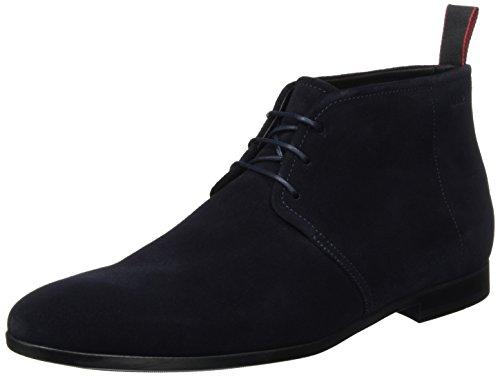 Hugo Pariss_desb_3sd 10193337 01, Desert Boots Homme Bleu (Dark Blue 401)