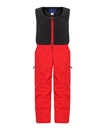 ZARMEXX Pantalón esquí Snowboard niños Forro Polar