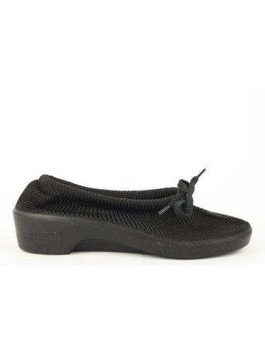 Step loafers Schuhe Schwarz L Comfort Damen Arcopedico 0qw6dg0