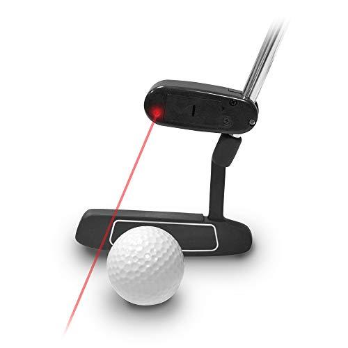 LONGRIDGE Erwachsene Golf Laser Putter, Schwarz, ONE Size