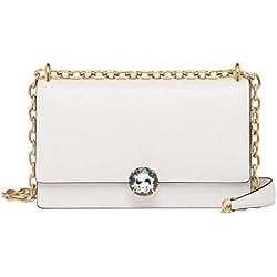 Miu Miu Luxury Fashion Mujer 5BD1292AIXF0009 Blanco Bolso De Hombro   Otoño-Invierno 19