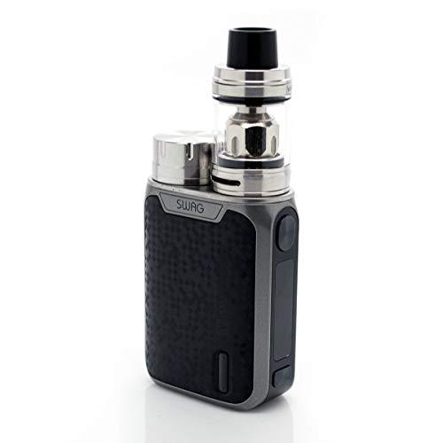 Vaporesso Swag 80W TC Kit mit NRG SE Verdampfer (Metallisch Grau) Enthält Kein Nikotin Cig-kit