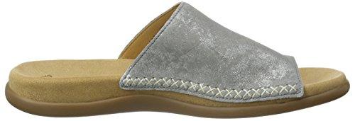Gabor  Damen Pantoletten Grau (60 grau)