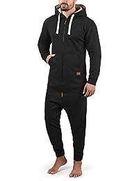Blend Salinho Men's Overall Onesie Hooded Jumpsuit