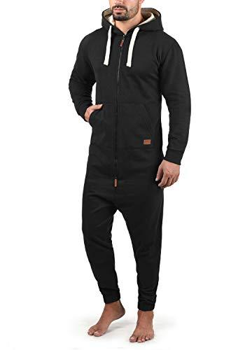 Kostüm Freunde Zwei Für - Blend Salinho Herren Overall Jumpsuit Mit Kapuze, Größe:M, Farbe:Black (70155)