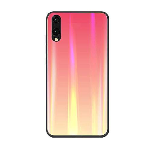 Oihxse-Case-ersatz-fr-Galaxy-Note-10-Plus-Hlle-Weiche-Silikon-Mode-Gehrtetes-Glas-Zurck-Cover-SchutzhlleKratzfeste-Stofest-Bumper-Ultra-Dnn-Shell-fr-Samsung-Note-10-Plus-Bling-Laser