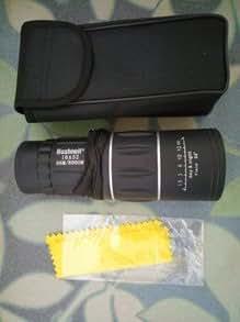 Bushnell ASMI 16x52 Dual Focus Zoom Outdoor Travel Monocular Telescope Binocular Hunt